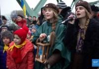 Вифлиємський вогонь миру привезли в Україну