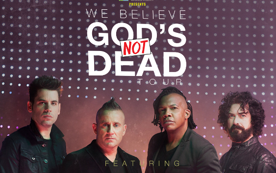 Newsboys – God's Not Dead (переклад)