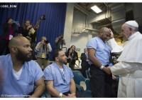 Папа: довічне ув'язнення – це не вирішення проблеми