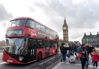 На Великдень на лондонських автобусах розмістять цитати з Біблії