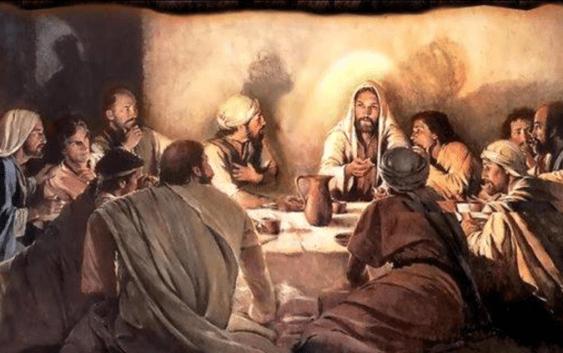 Свята Літургія в апостольських часах
