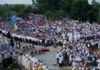 Більше 50 тисяч людей взяли участь у VI Всеукраїнській Патріаршій прощі до Крилоса