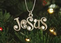 Ісус – найкращий подарунок на Різдво!