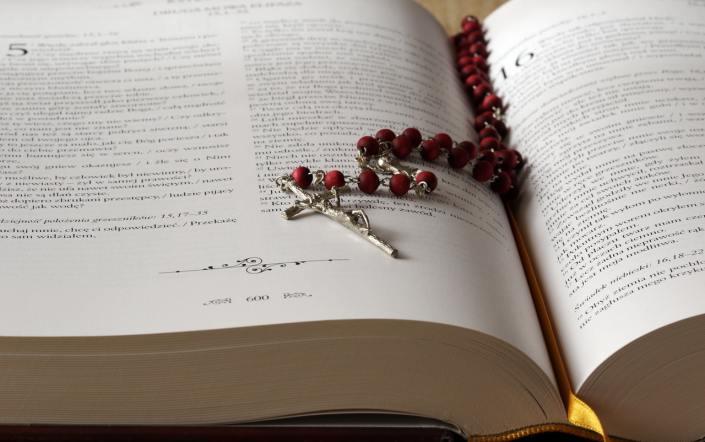 Таємниця Вервиці: захист проти злого духа
