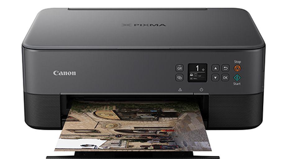 Test Canon Pixma Ts5350 Une Imprimante Facile A Utiliser Et Douee En Photo Les Numeriques