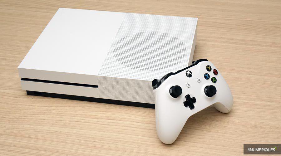 Microsoft Xbox One S Test Complet Console De Jeu Les