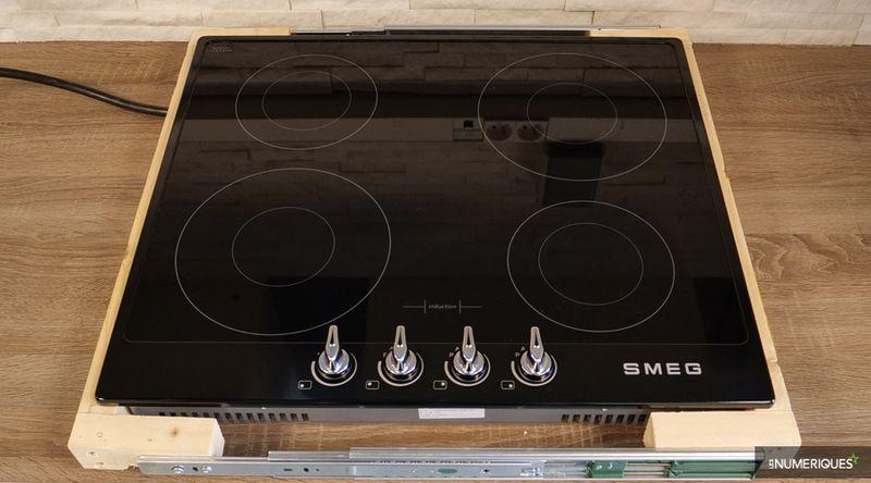 de cuisson par induction smeg pi964n