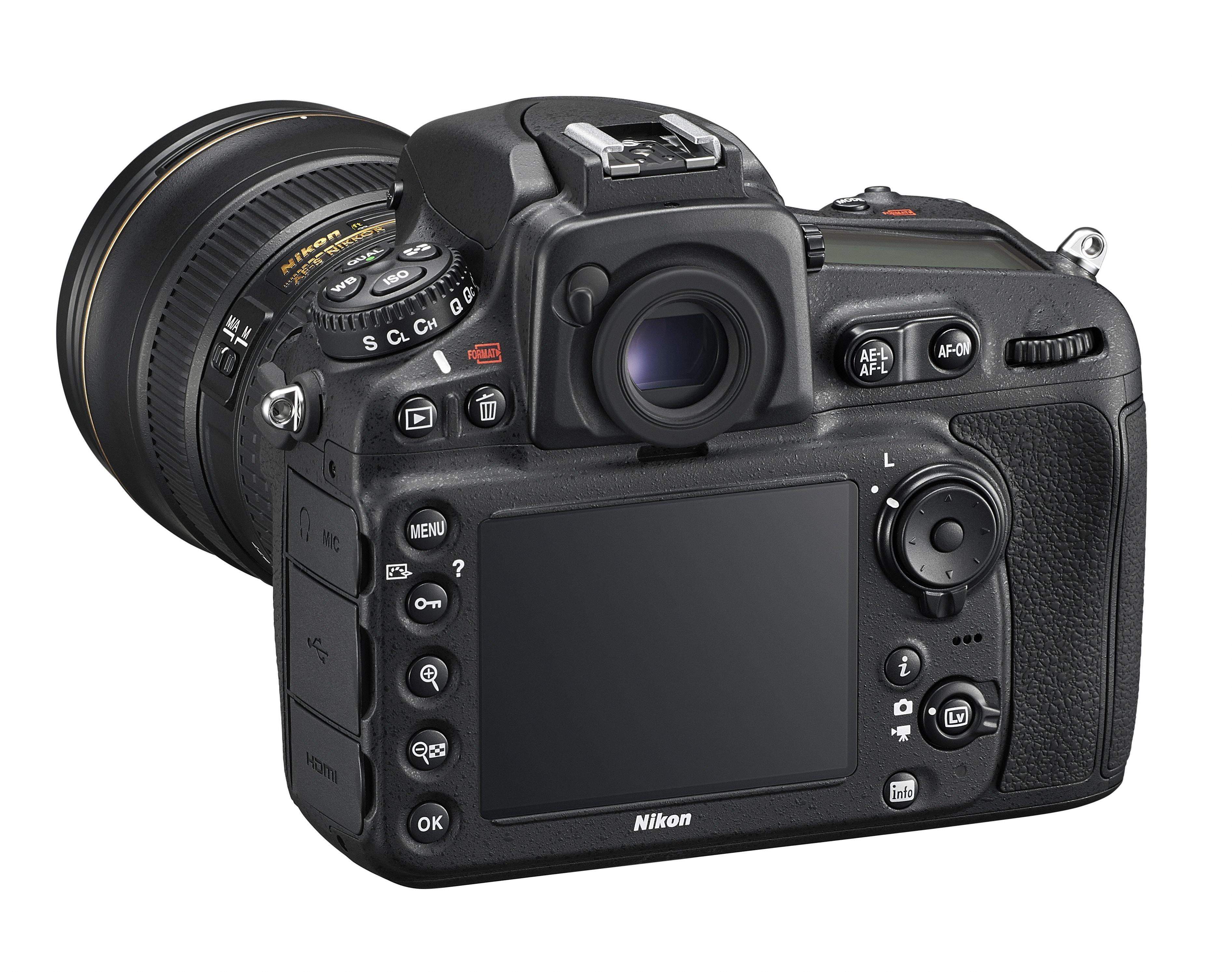 Nikon D810 Test Prix Et Fiche Technique