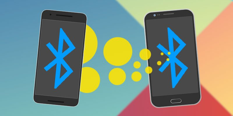 كيفية نقل التطبيقات بين هواتف الأندرويد عن طريق البلوتوث