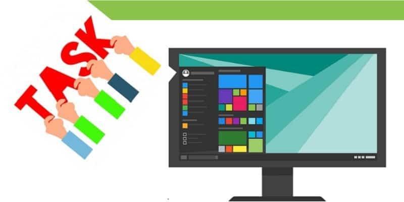 كيفية اصلاح عدم ظهور أيقونات ورموز شريط المهام في Windows 10