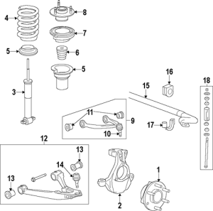 Control Arm | Fast Shipping | GMPartsOutlet