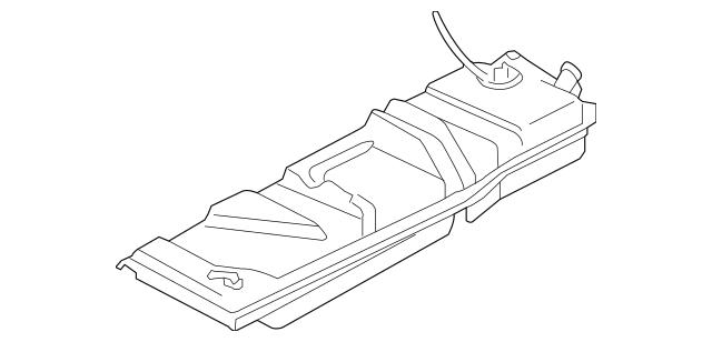 2001 Pontiac Grand Prix Exhaust System