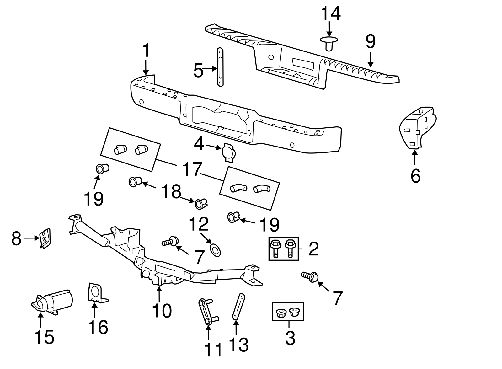 Oem New Genuine Ford F150 Wire Connector