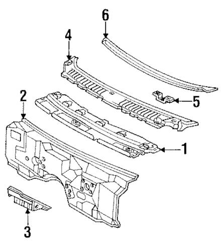 1993 Buick Roadmaster Engine Diagram