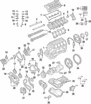 Actuator  Audi (06E109083L)   Audi USA Par
