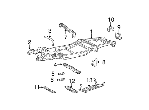 interstate ford parts