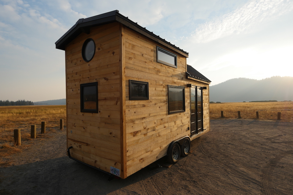 tiny home design