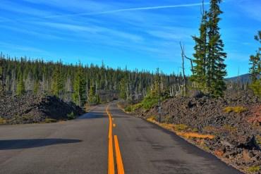 mckenzie highway, oregon scenic byways