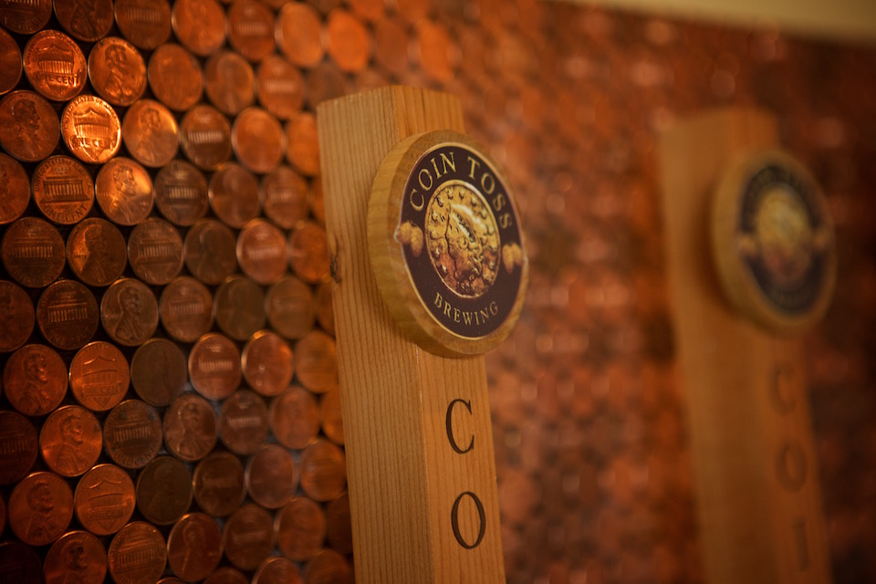 coin toss brewing, tim hohl, oregon city
