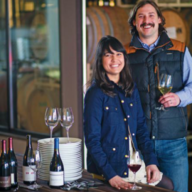 Division Winemaking Company— A small artisanal winery based in Portland, Oregon striving to make delicious, interesting and balanced wines with minimal manipulation. We're passionate about supporting sustainably farmed, terroir expressive vineyards that celebrate our favorite varietals.