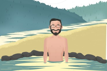 breitenbush hot springs, michael williamson