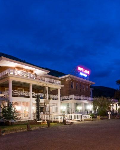 Hot Lake Springs Hotel