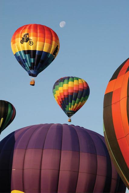 boise, balloons