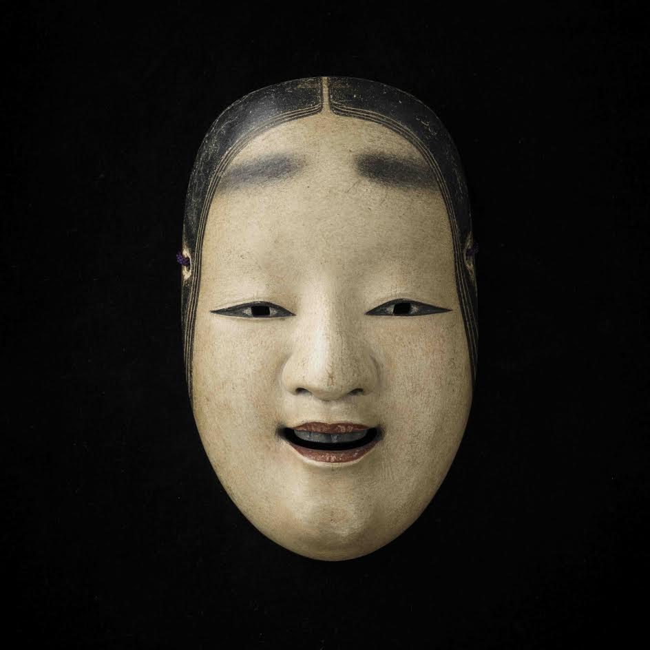 Mirrors of the Mind: The Noh Masks of Otsuki Koukun