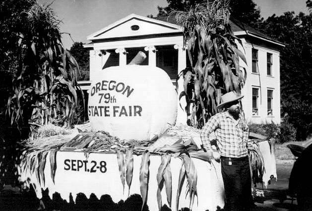 79th Oregon State Fair, 1940