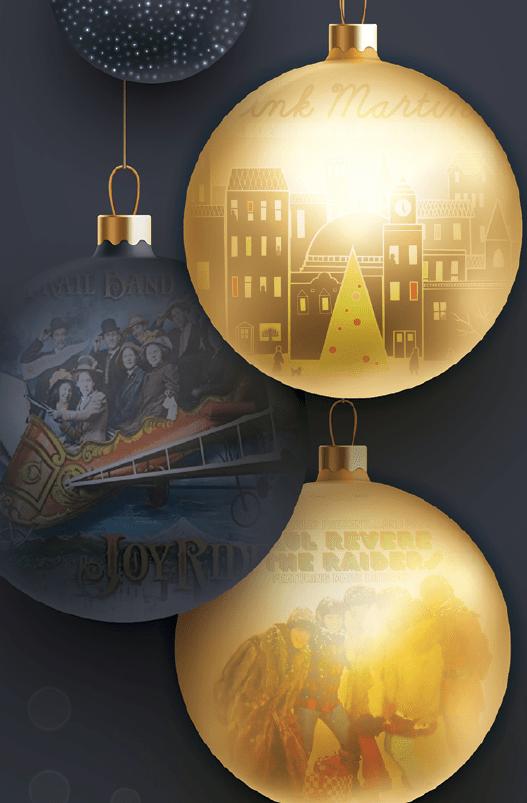 Our top five Oregon Christmas Albums