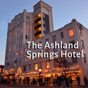 The Ashland Springs Hotel