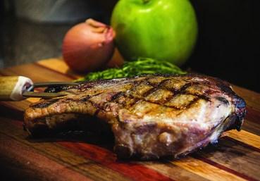 Oregon homegrown chef pork