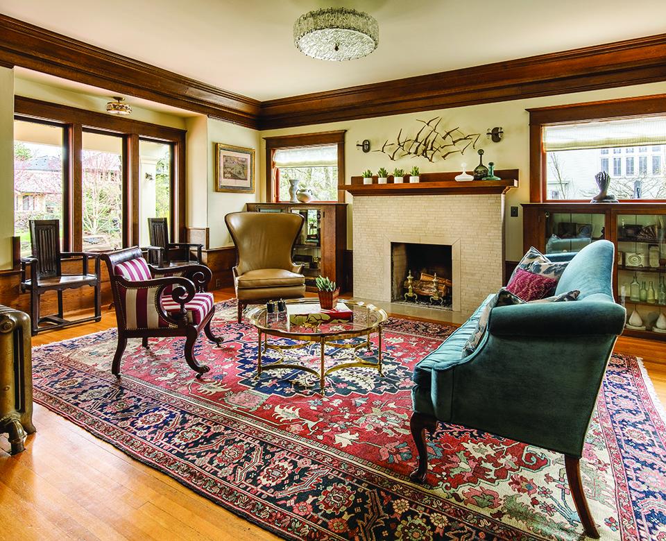 Oregon home and design portland 1859 oregon 39 s magazine for Portland home designers