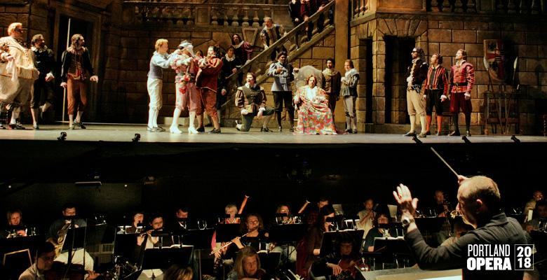 Portland Opera presents Verdi's Rigoletto