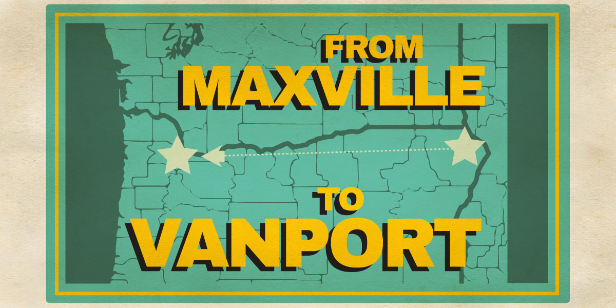 From Maxville to Vanport