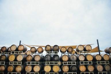 Barrels-outside