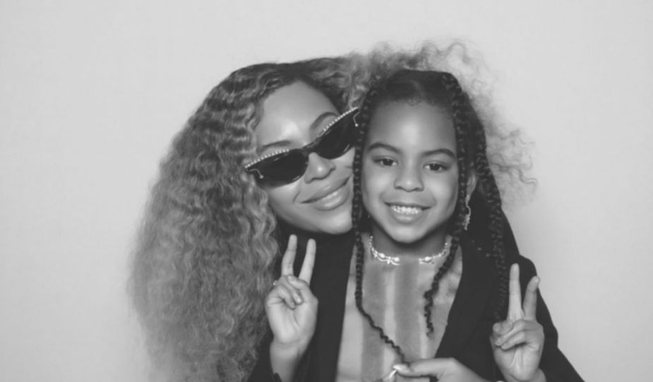 beyonce-et-sa-fille-blue-ivy-carter-beyonce-song-brown-skin-girl