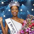 zozibini-tunzi-miss south africa 2019-beauty pageant cape town-miss afrique du sud 2019