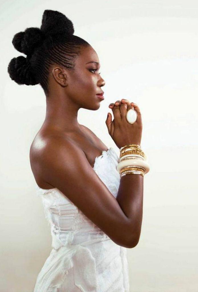 DZALEU.COM : Coiffures célébrités afro-américaines - Indie Arie