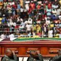DZALEU.COM : African Magazine - Robert Mugabe Death