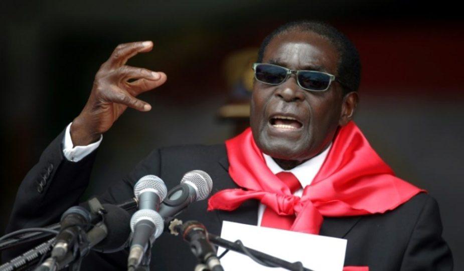 DZALEU.COM : African icons - Robert Mugabe