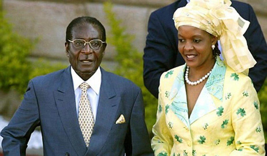 DZALEU.COM : Pan-African Leaders - Robert Mugabe