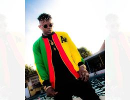 Cameroon music : Ténor Ebaflang, rapper