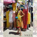 DZALEU.COM : African Lifestyle Magazine - Binx Waltons Shooting at Accra, Ghana (British Vogue October 2019)