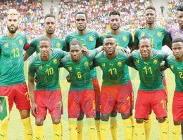 Football Lions indomptables du Cameroun
