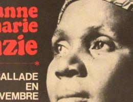 Anne-Marie Nzié, voix d'or de la musique camerounaise