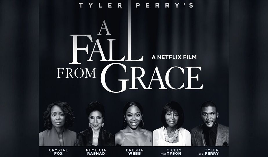 """""""A Fall From Grace"""" de Tyler Perry sur Netflix"""