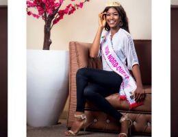Miss Cameroun 2020 est Audreay Nabila Monkam du Nord-Ouest