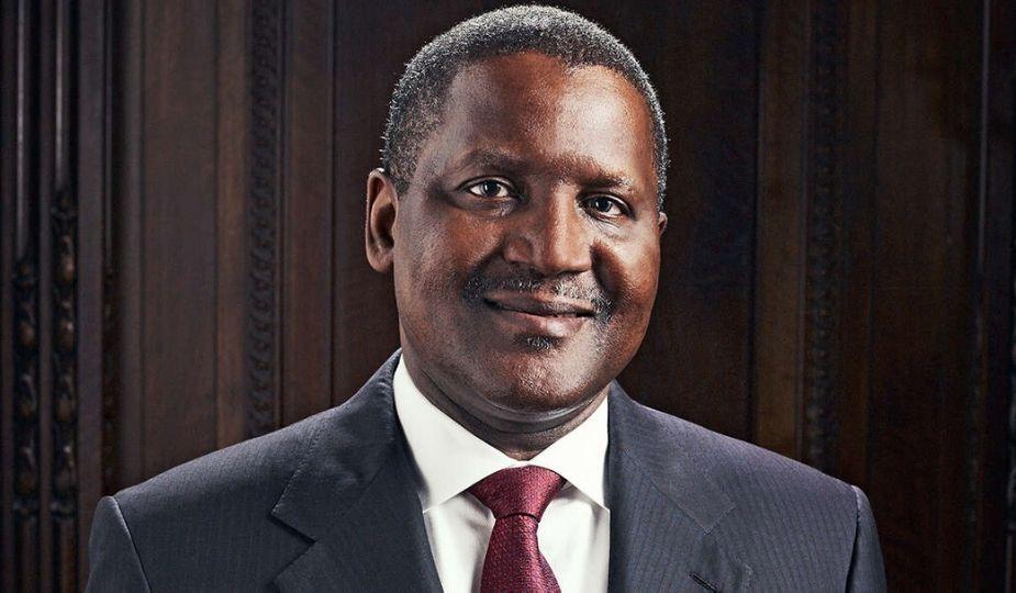 Aliko Mohammad Dangoté, milliardaire et homme le plus riche d'Afrique