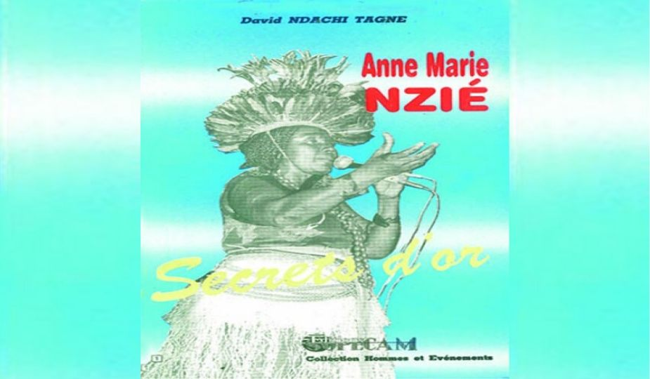 Biographie de Anne-Marie NZIE,, icône de la musique camerounaise
